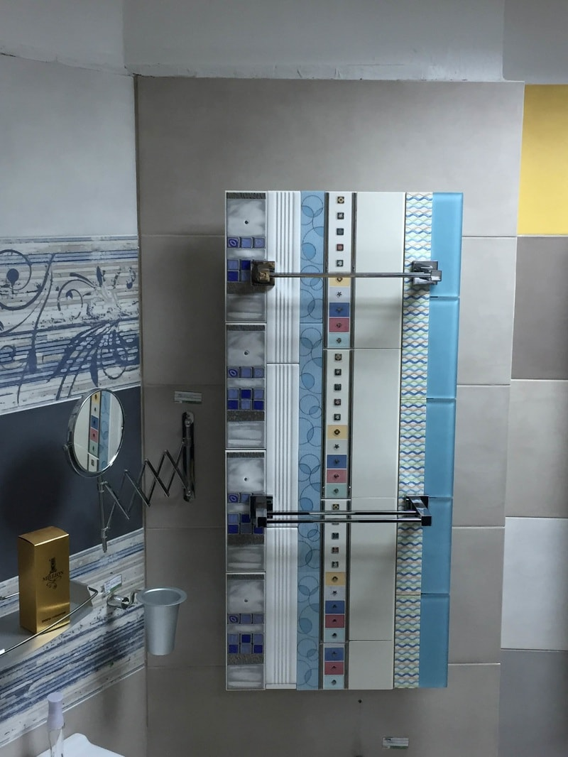 Unikatni sušač plavi Kupatila online