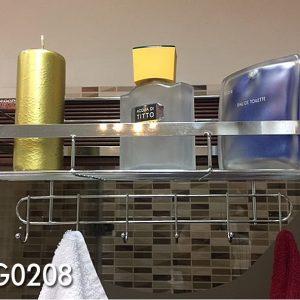 Etazer za staklo tikovina kupatila online