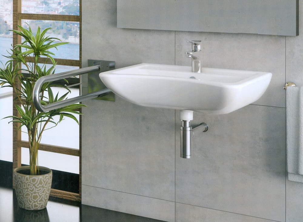 Lavabo za hendikepirana lica 60x50 kupatila online