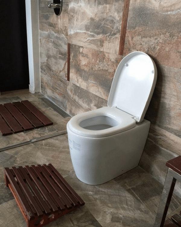 Podloge od tikovine kupatila online