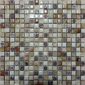Bez stakleni mozaik kupatila online