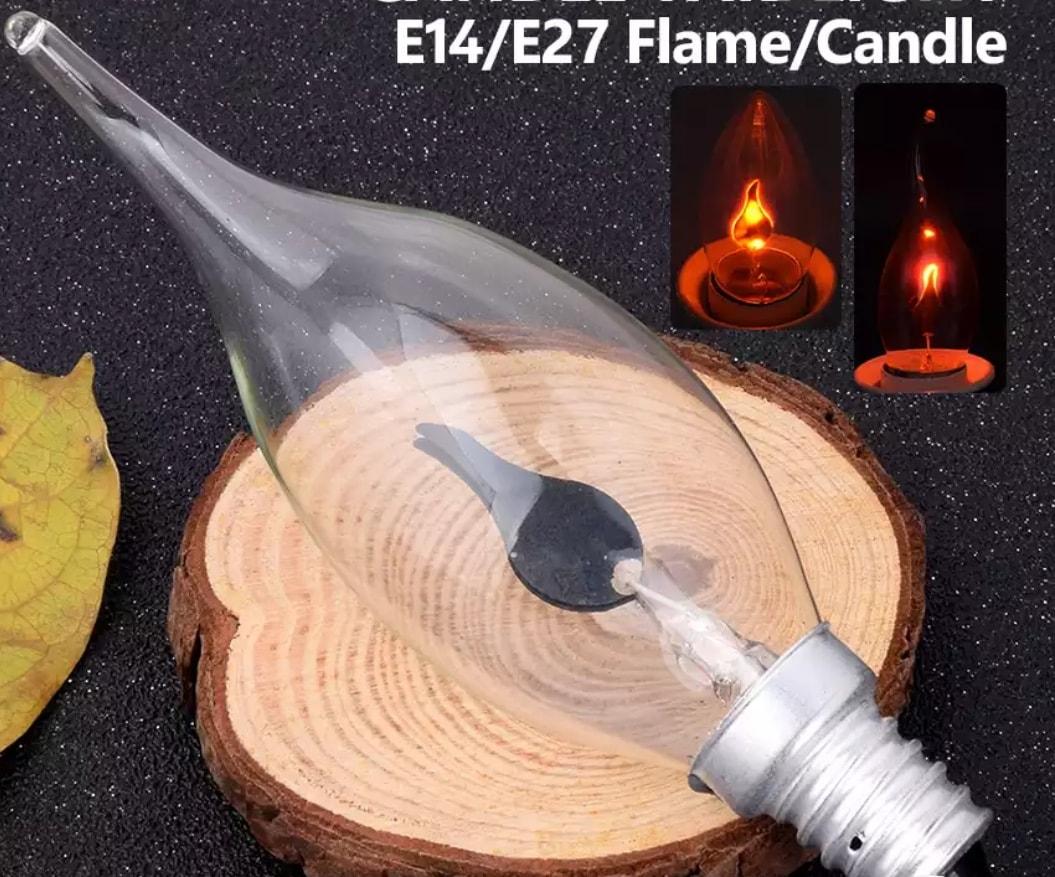 LED sijalica efekat vatre E14 rasveta kupatila online