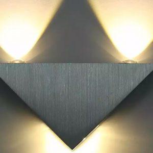 Led zidna lampa trougao rasveta kupatila online
