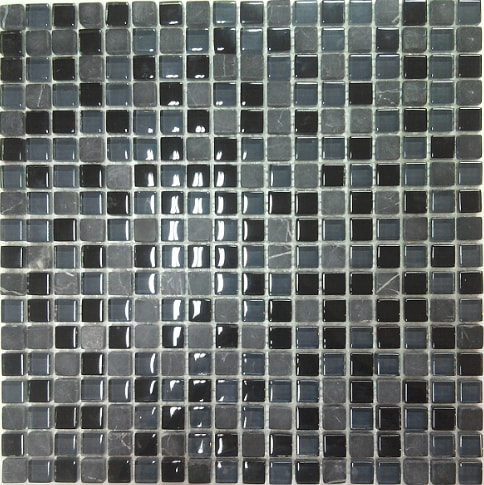 Onix crni mozaik kupatila online
