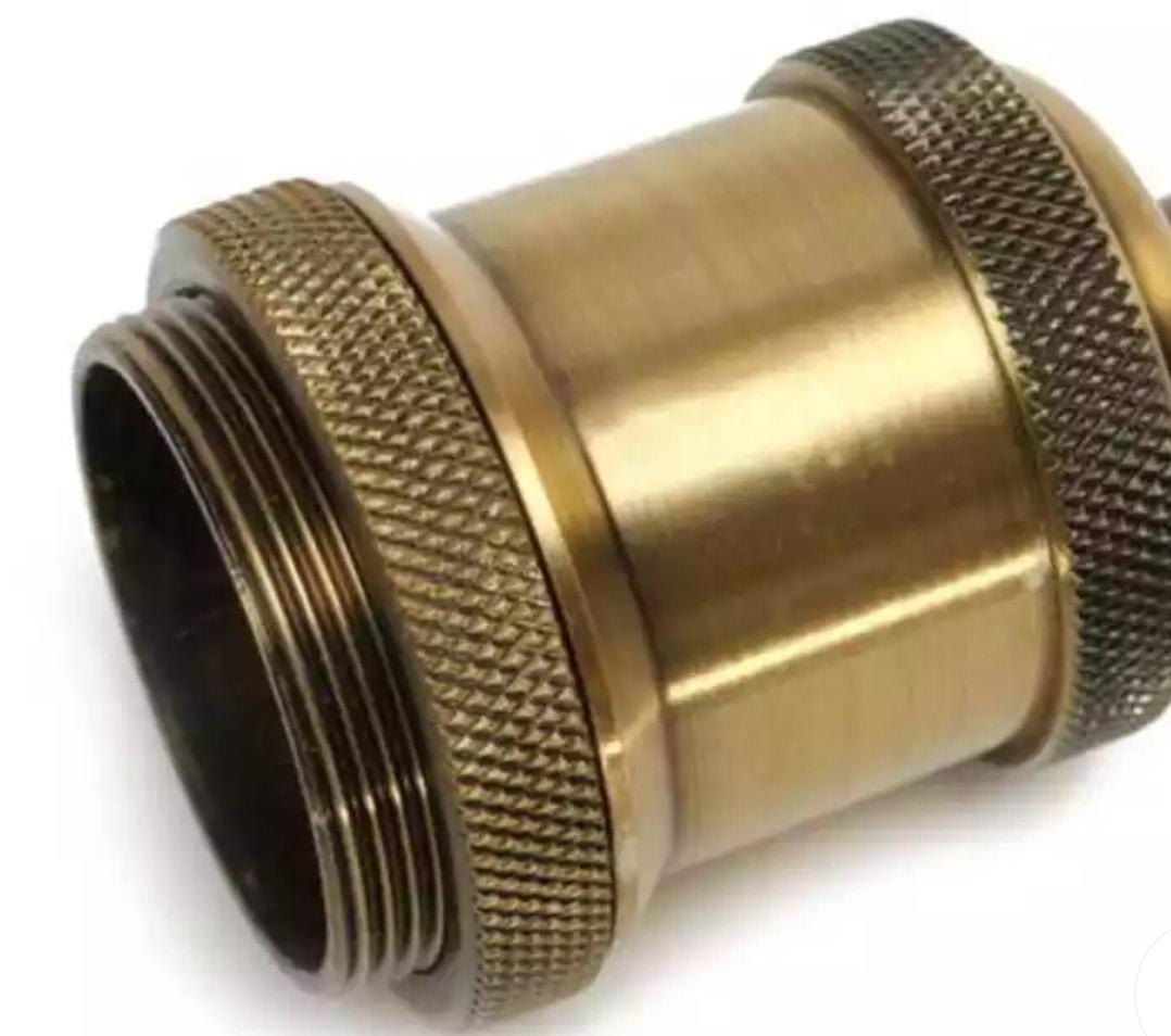 Fasung za sijalicu E27 aluminijum RETRO