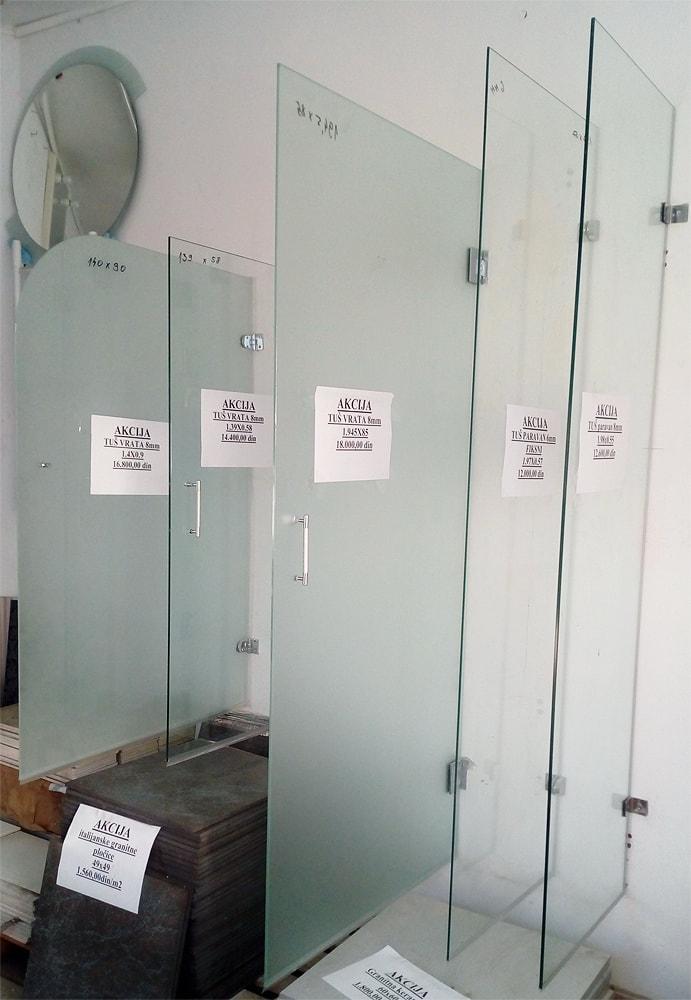 tus paravani tus kabine po meri kupatila online