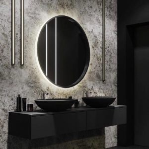 LED ogledalo okruglo linije Kupatila Online