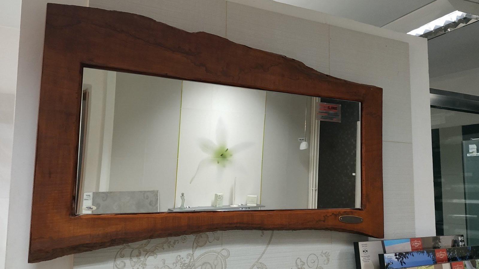 Ogledalo drvo novo Kupatila Online