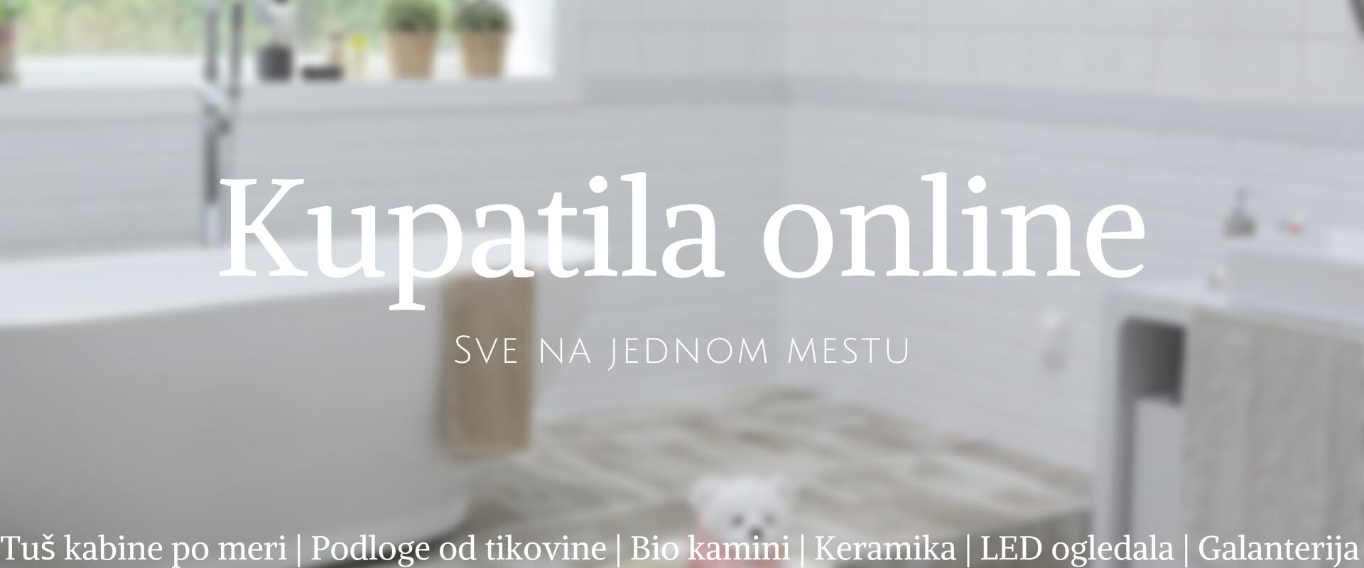 Kupatila online