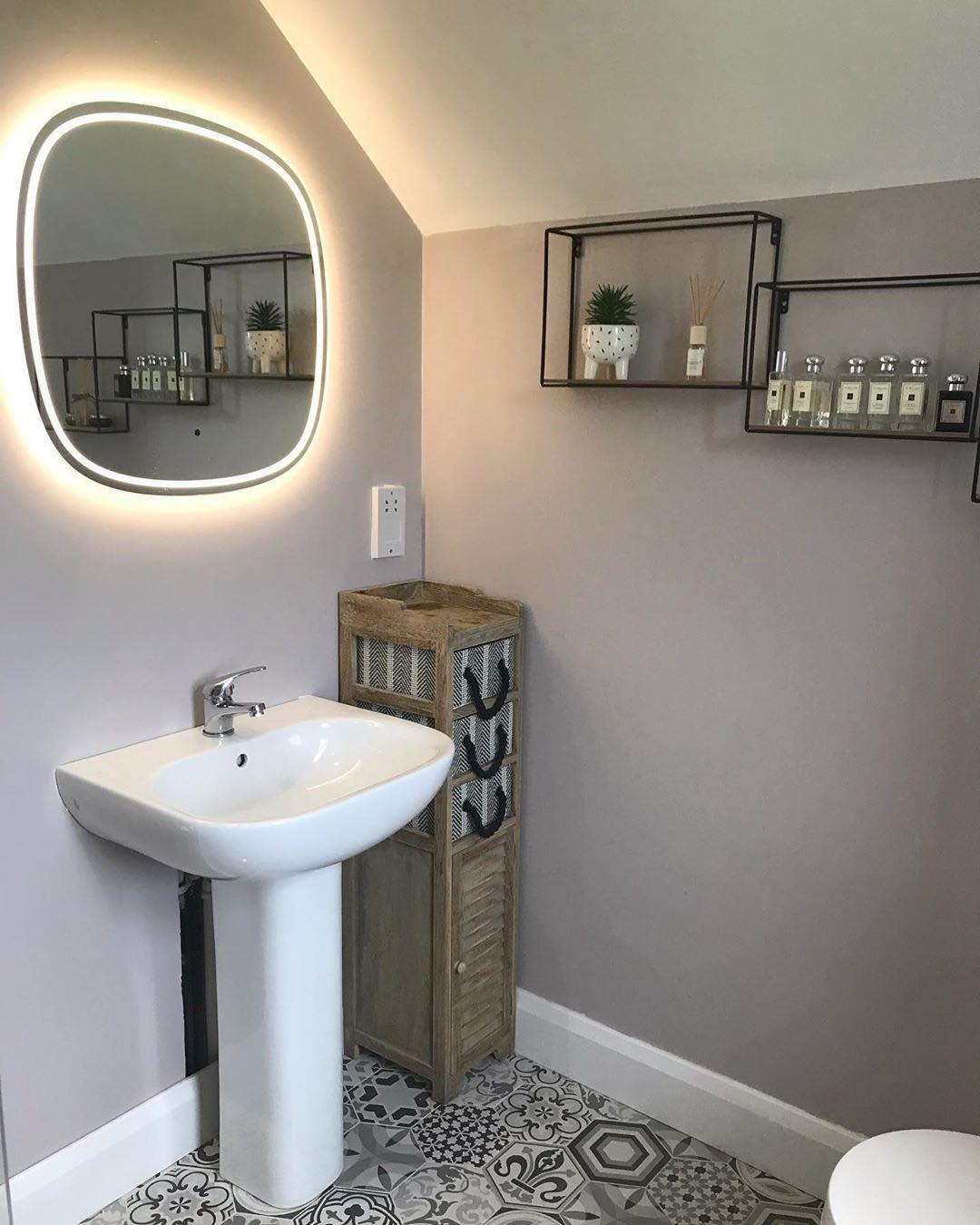 LED ogledalo oble ivice 70x60 kupatila online