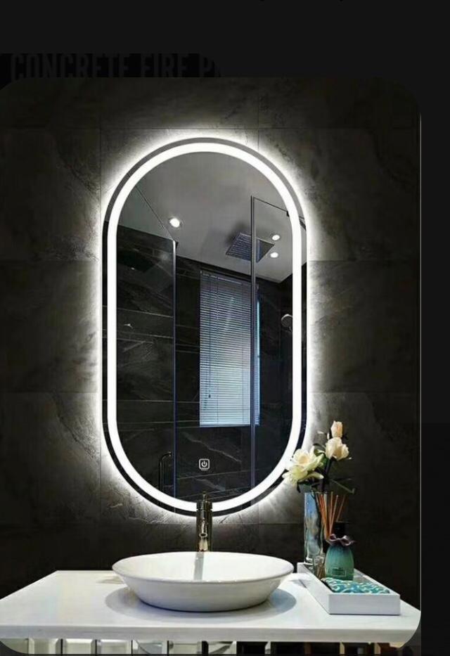 Ogledalo 90x40 touch Gea Keramika